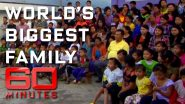 the biggest family in the world