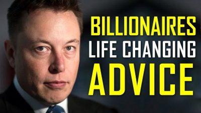 Richest Billionaires Advice