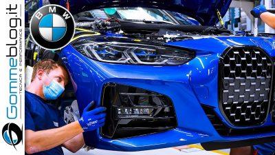 bmw car factory