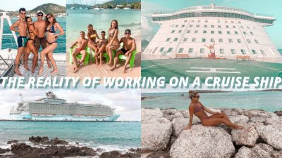 reality of working on a cruise ship