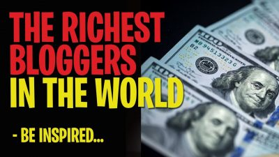top 10 richest bloggers in the world 2020