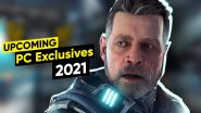 PC games for 2021 video games