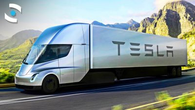 the Tesla Semi the future of trucks