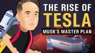 the history of tesla