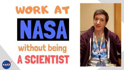 work at NASA - how to get hired at NASA