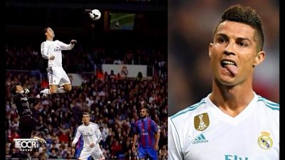cristiano ronaldo best football moments
