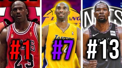 the top nba players