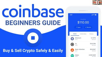 coinbase tutorial - buy and sell bitcoin