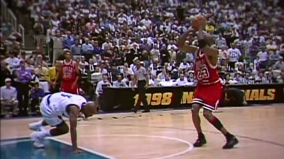 michael jordan best moments