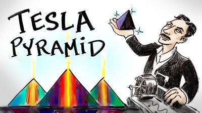 nikola tesla - limitless energy - pyramids