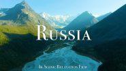 russia 4k film