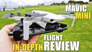 dji mavic mini flight test review