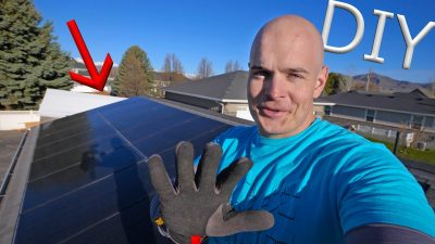 solar power installation do it yourself