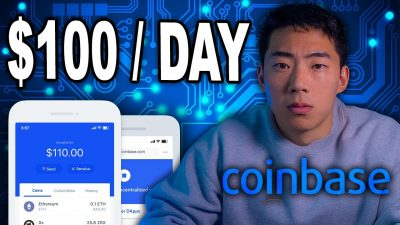 how to make money with coinbase