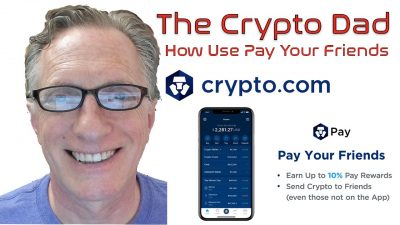 how to send cryptocurrency to your friends