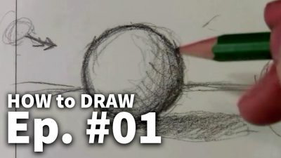 learn how to draw - sketching basic